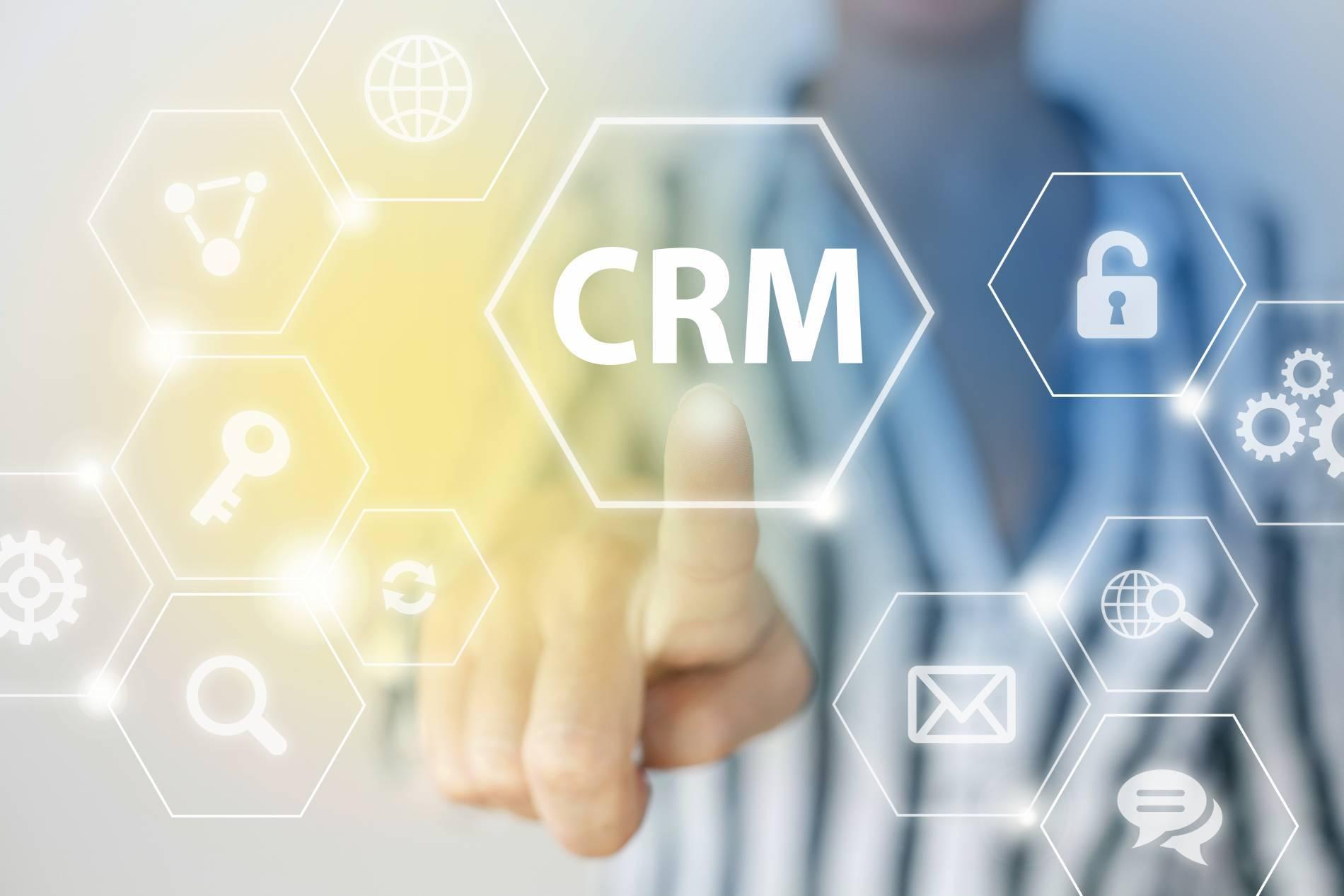 CGCOM - Solution CRM